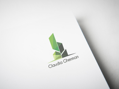 Claudia Gherman_Architecture Logo