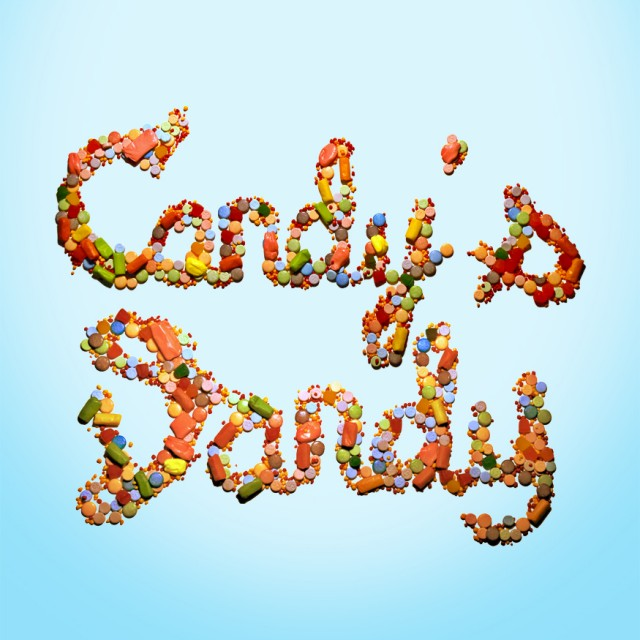Candy's Dandy Typography