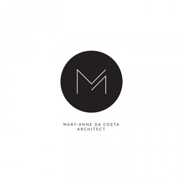 Mary Anne Da Costa_Architecture Logo