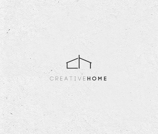 Creative Home_Architecture Logo