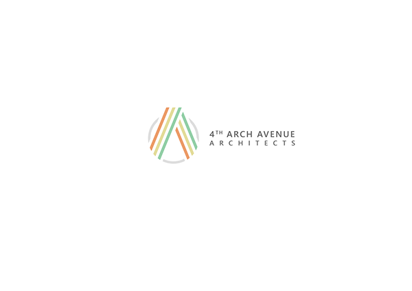 4th Arch Avenue Architects Logo