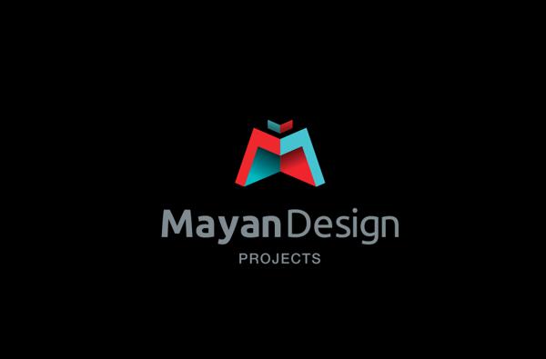 Mayan Design Brand Identity_Architecture Logo