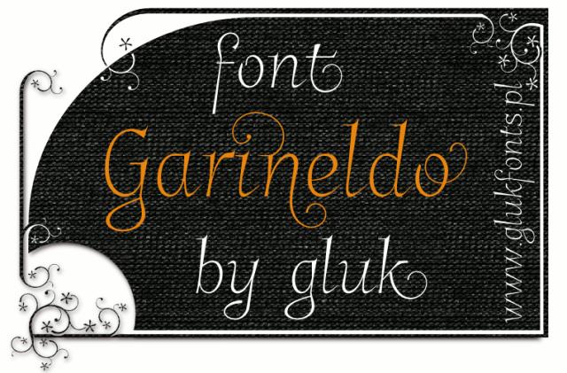 Garineldo Free Font