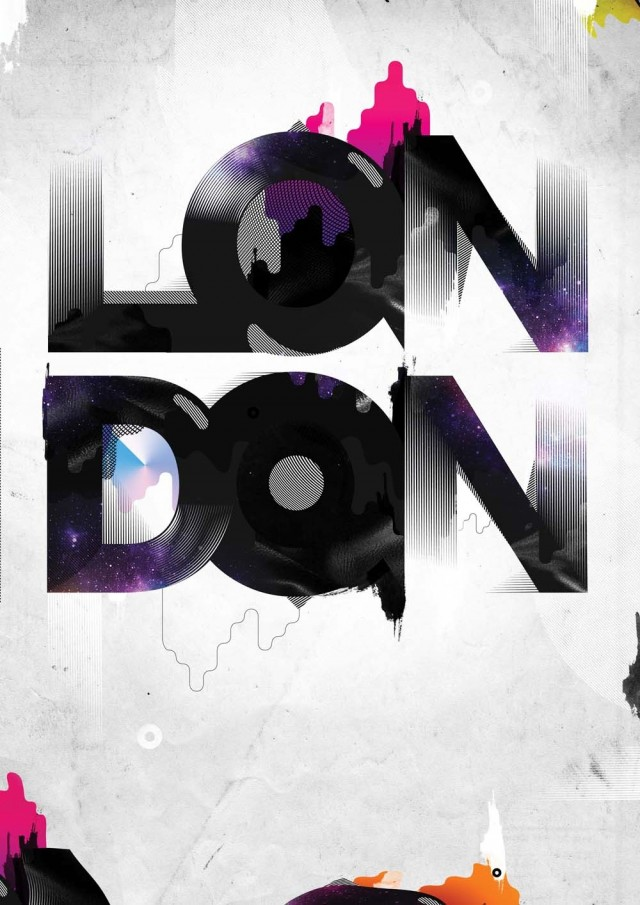 Create Amazing Create Urban Type in Illustrator & Photoshop