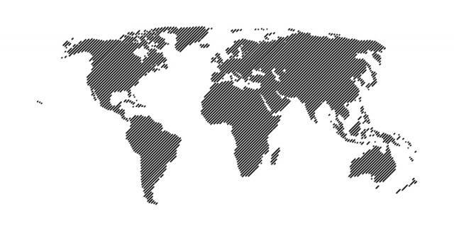 25 free vector world maps creatives wall world map 45 lines vector gumiabroncs Gallery