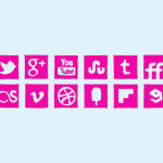 social_media_icons_ink_pen_icons_set1