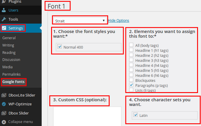 How to use google fonts for better website texture creatives wall if your website is built using wordpress you can use this plugin or search other options from wordpress or some wordpress resource sites like wpmatter ccuart Images