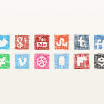social_media_icons_pen_sketch_icons_set1